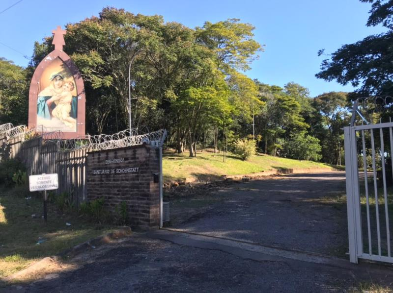 Santuário reabriu ao público para visitação nesta quinta-feira