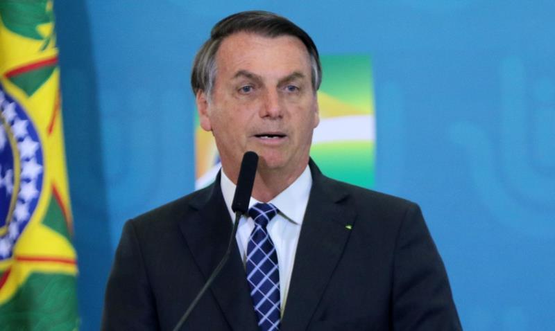 Presidente esteve com integrantes das Forças Armadas no Amazonas