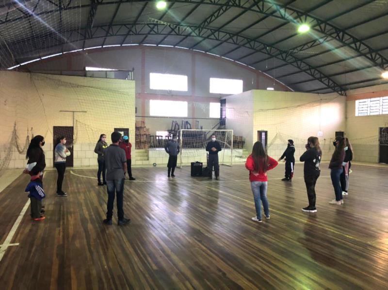 Resgate da cultura gaúcha está presente no projeto