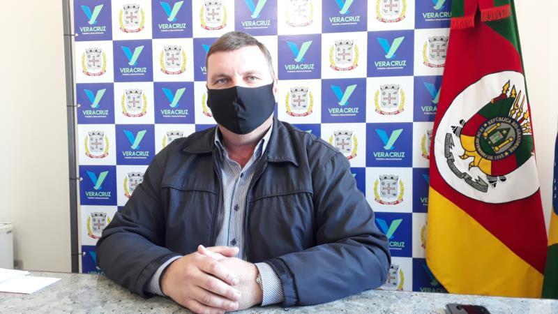 Chefe do Executivo municipal retornou nesta semana à s atividades na Prefeitura