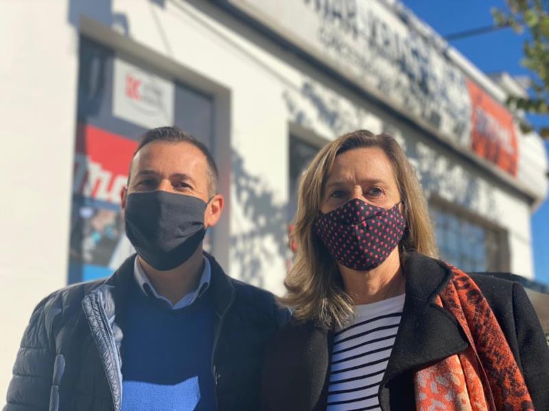 Nilo e Débora comandam a Lothar Krause em Santa Cruz