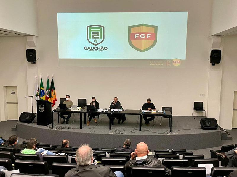 Congresso Técnico na FGF define datas e regulamento da Série A2 do Gauchão