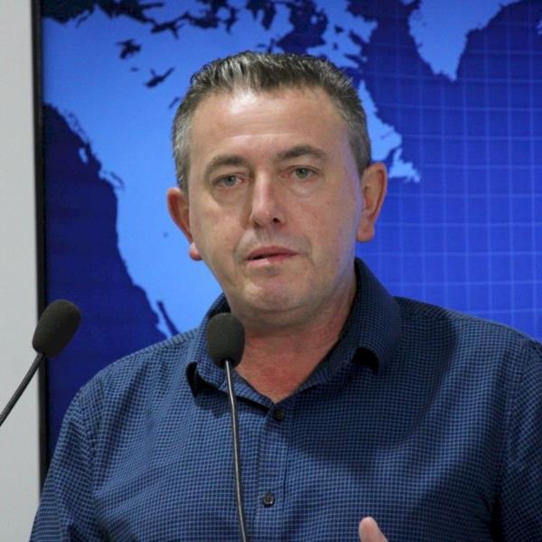 Gerson Trevisan encaminha pedido de recursos para o Parque da Gruta