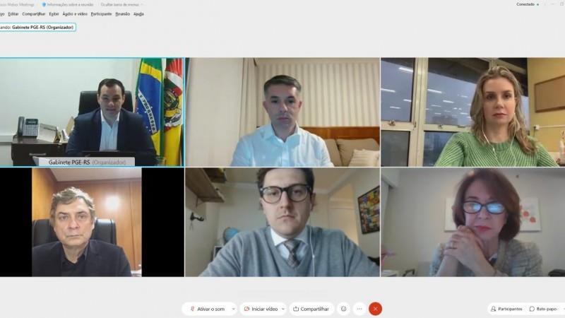 """""""Nosso objetivo é ampliar o diálogo, com a participação de todos os atores envolvidos"""", disse Eduardo Cunha da Costa na reunião"""