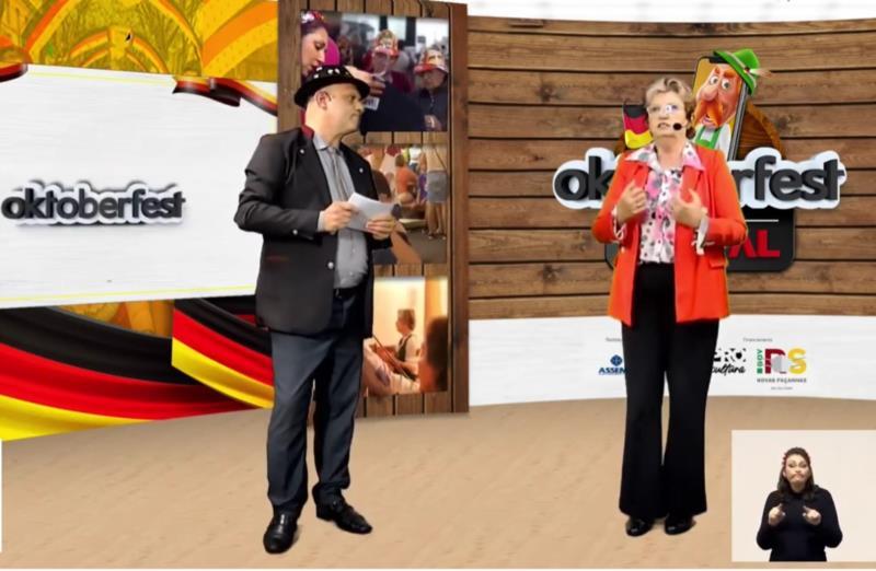 Anúncio foi feito durante live de encerramento da Oktoberfest Digital