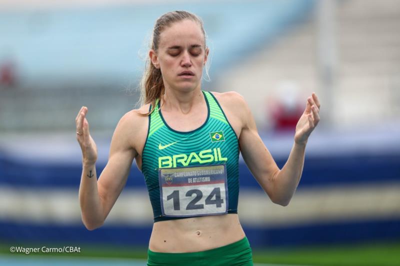 Atleta cravou a melhor marca de sua carreira e a 15° da história do Brasil