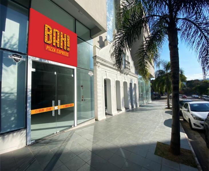 BAH! Pizza Express investe na abertura de filial em Santa Cruz