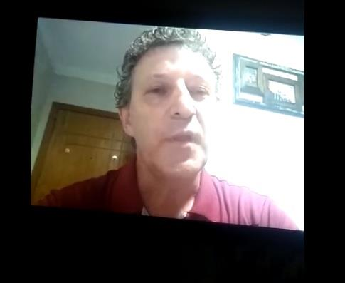 Outro vídeo de Alberto Heck falando de Bolsonaro circula nas redes sociais
