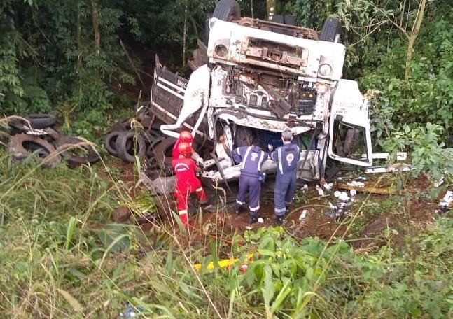 Homem morre em acidente na ERS-400 em Candelária