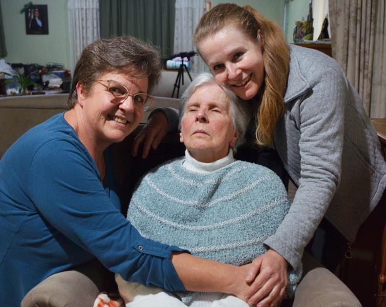 Filhas de Teresinha, Luciane e Tania Beckenkamp, eram as responsáveis pela empresa