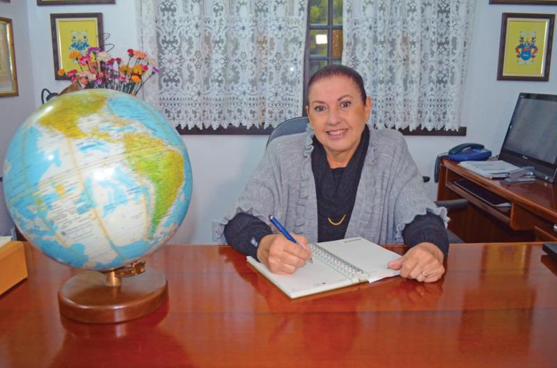 Por mais de duas décadas, Magda foi responsável por transmitir seus conhecimentos