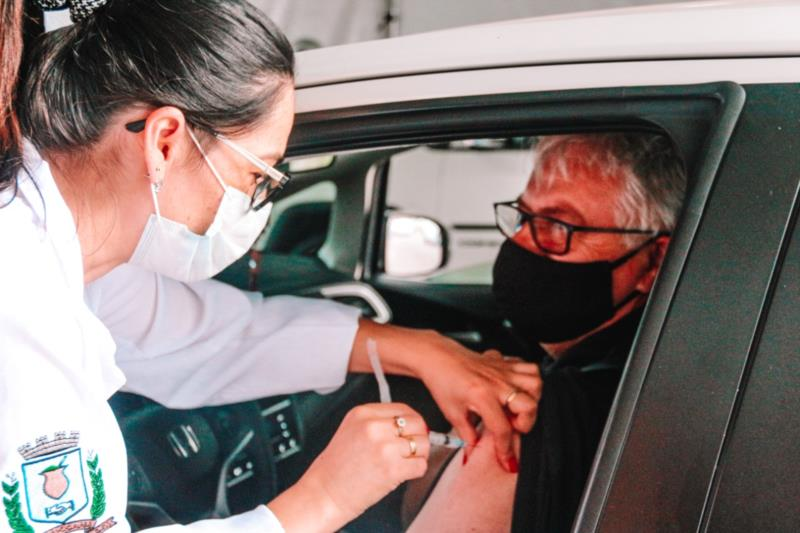 Imunização ocorrerá na próxima segunda-feira em três pontos do município