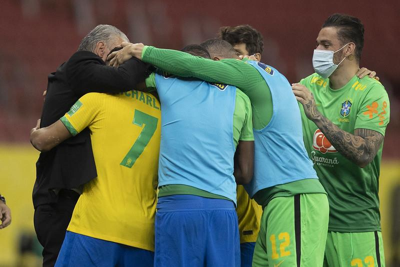 Próximo confronto, contra o Paraguai, ocorre terça-feira, no Estádio Defensores Del Chaco