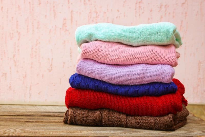 Iniciativa busca recolher roupas e cobertores para famílias carentes