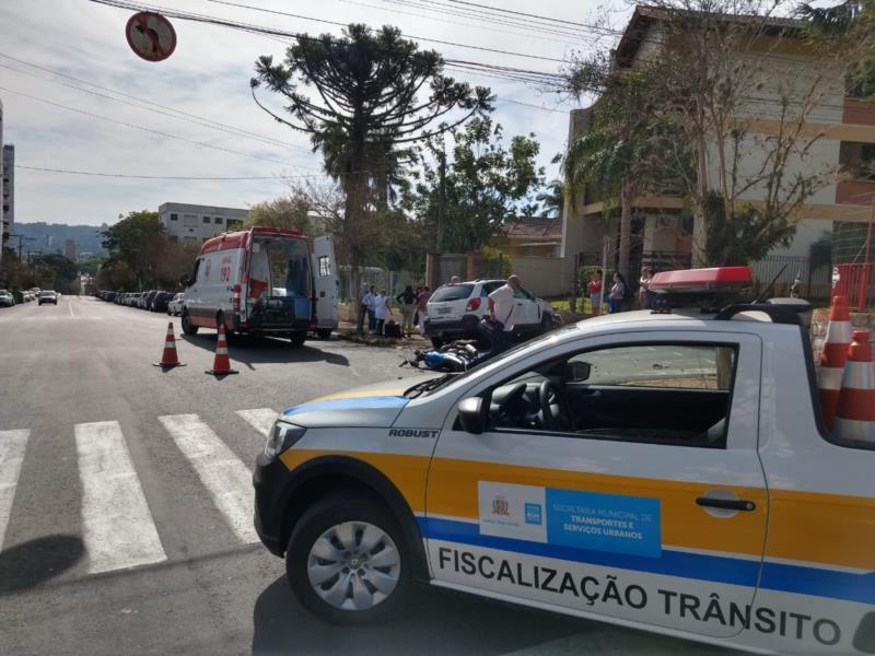 Atualmente, a Fiscalização auxilia no atendimento do acidente, mas apenas a Brigada Militar faz o registro da ocorrência