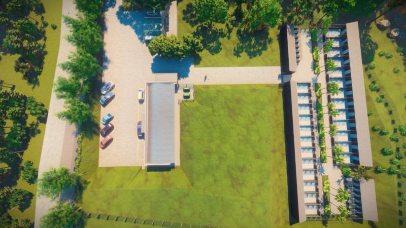Espaço será erguido em Linha Santa Cruz, junto à área da Granja Municipal