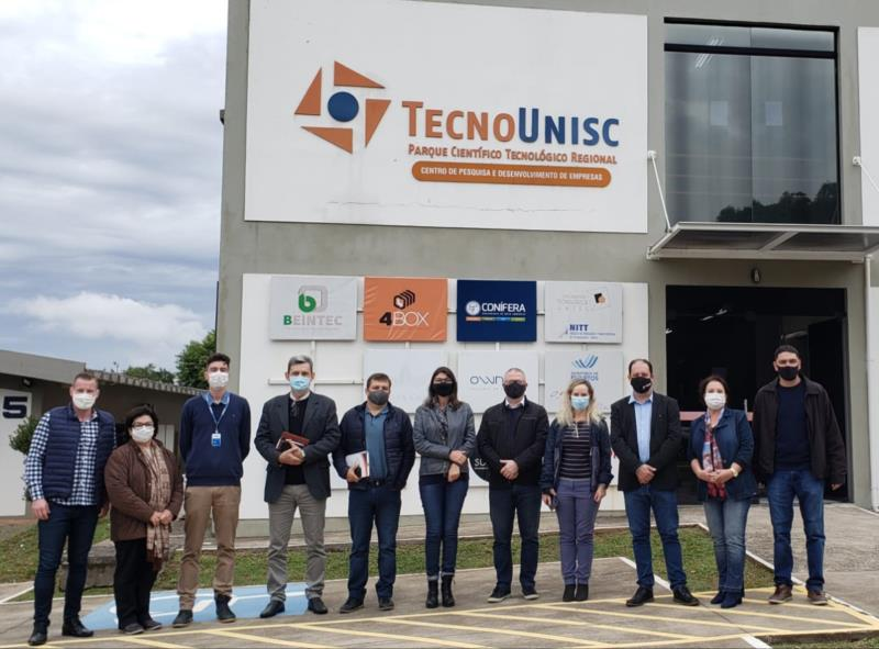 Objetivo é fomentar novas experiências empreendedoras nas áreas de tecnologia e agroindústria de alimentos