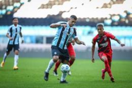 Grêmio é superado pelo Athletico na Arena