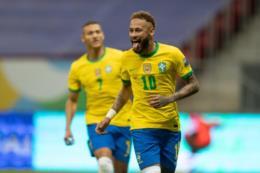 Seleção Brasileira estreia com vitória na Copa América