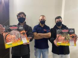 Tradicional com os rodízios, Buona Gente investe em pizzas congeladas