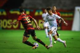 Grêmio perde para o Sport na estreia de Douglas Costa