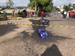 Motociclista morre em acidente em Venâncio Aires