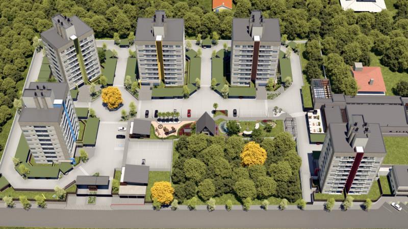 Parque das Nascentes: o novo condomínio vertical fechado  da João Dick Empreendimentos