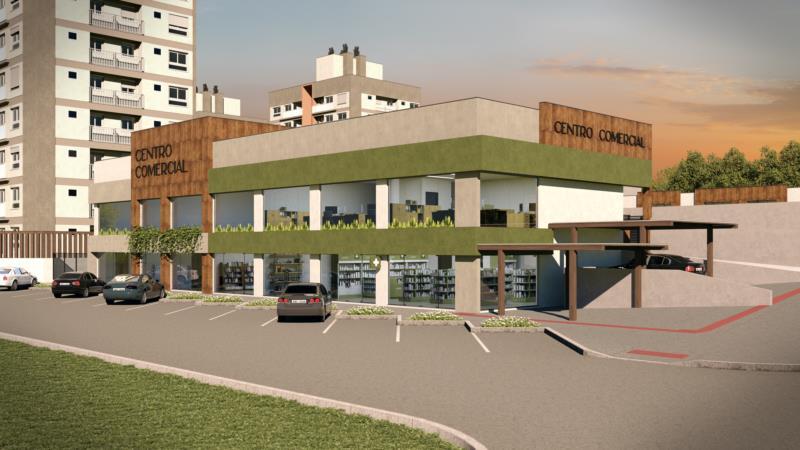 Parque das Nascentes vai disponibilizar playground, play-pet e salão de festa próximos à portaria