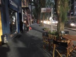 Parte do centro de Santa Cruz fica sem luz no fim da tarde desta sexta-feira