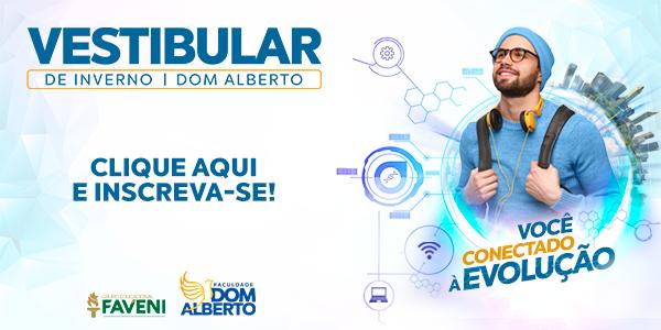 PUBLICIDADE:Dom Alberto