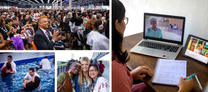 Testemunhas de Jeová realizam evento virtual em 240 países e em mais de 500 idiomas