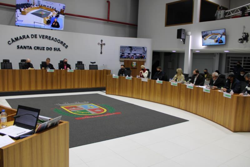 Sessão ocorre às 16h e pode ser acompanhada pelo site da Câmara, Canal 16 da NET, Youtube e Facebook