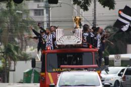 VÍDEO E FOTOS: Santa Cruz faz a festa com conquista da Segundona Gaúcha