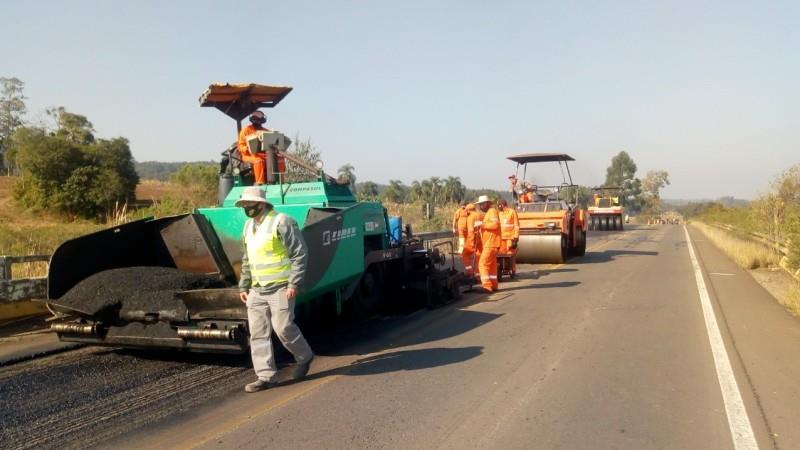 Aproximadamente R$ 8,1 milhões serão investidos para melhorar a trafegabilidade da estrada
