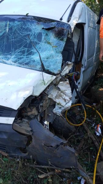Acidente deixa homem ferido na ERS-400 em Sobradinho