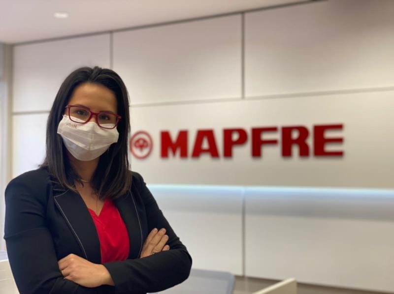 Cristiana Gressler comanda a sucursal da Mapfre há mais de uma década