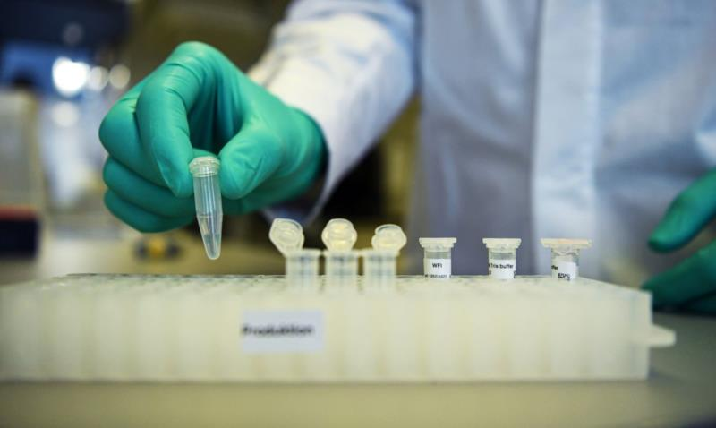 Uma vacina é produzida na China e a outra no Reino Unido