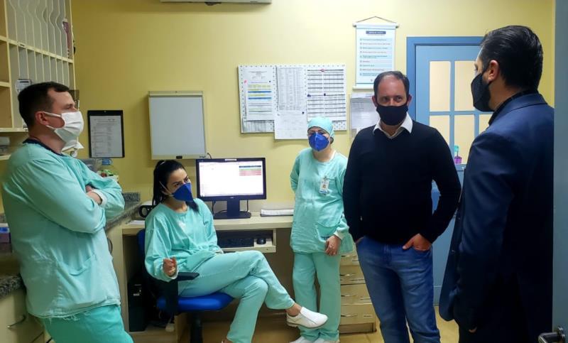 Prefeitura e Hospital anunciam retomada das cirurgias eletivas no próximo mês em Venâncio Aires