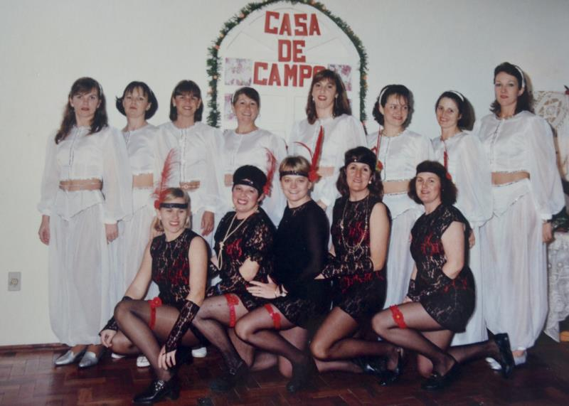 Nas décadas de 80 e 90,  o auge das festas só para mulheres em Vera Cruz