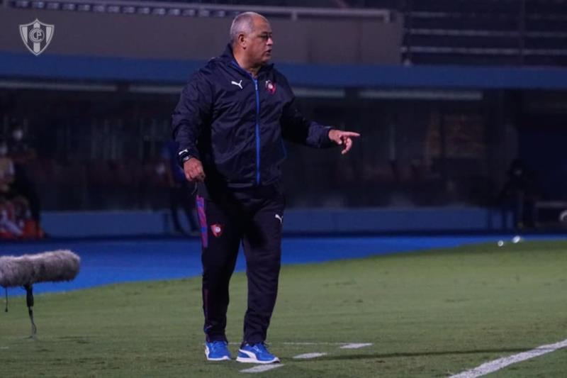 Francisco Arce é técnico do Cerro Porteño desde o fim de 2019