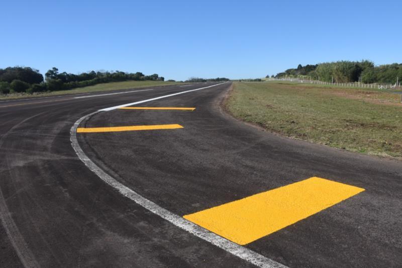 Como estão as obras no aeroporto a poucas semanas do início dos voos para Porto Alegre