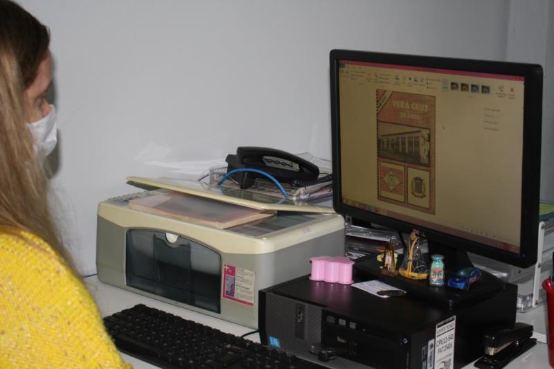 Acervo histórico do Município passa por digitalização a fim de manter vivas as memórias e preservar documentos históricos