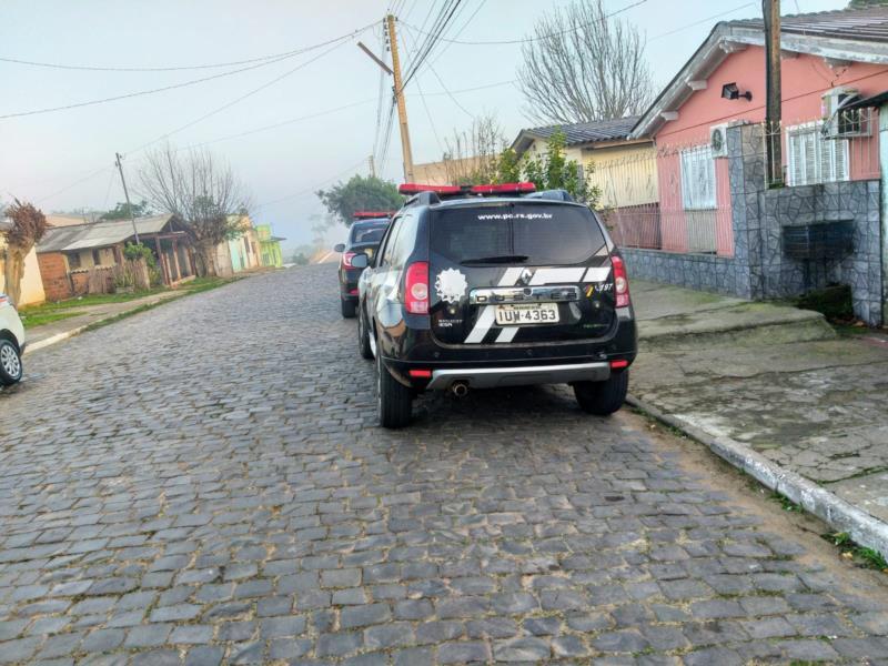 Em Rio Pardo foram realizadas diligências no Bairro Rosário
