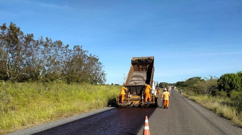 Rodovia que liga município a Rio Pardo recebe investimento de R$ 24,5 milhões