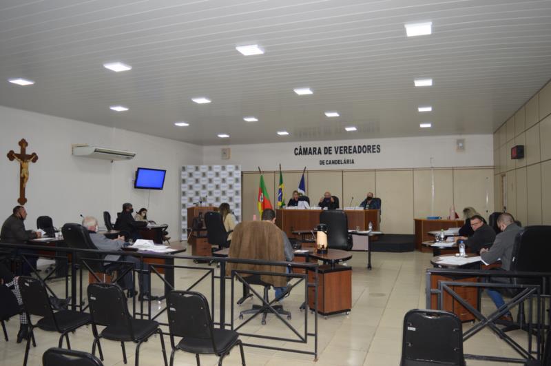 Vereadores aprovaram o projeto na sessão de segunda-feira