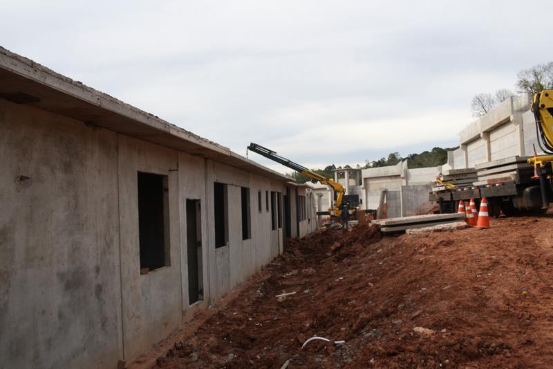 FOTOS: Confira como estão as obras da Fase em Santa Cruz
