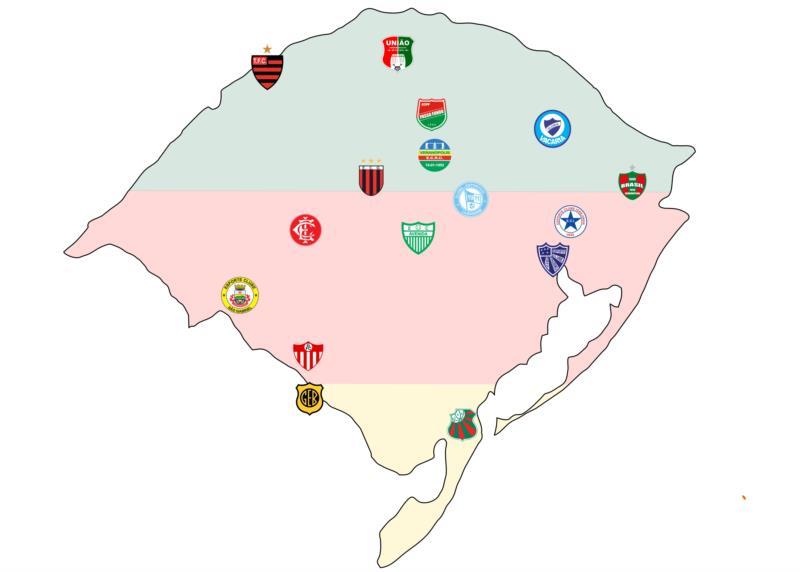 Nas duas pontas da tabela estão o Veranópolis e o União Frederiquense; confira