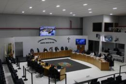 Câmara de Vereadores de Santa Cruz recebe seis novos projetos para segunda-feira