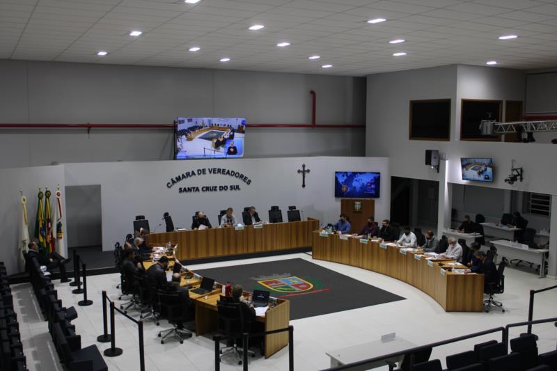 Sessão será realizada a partir das 16h no plenário