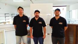 De funcionários a empresários: a união de três amigos que fundou a JMS Marcenaria e Esquadrias
